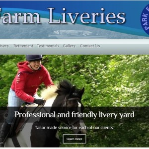 Park Farm Liveries Website
