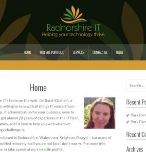 Radnorshire IT