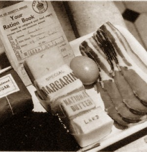 Wartime Rations Experiment